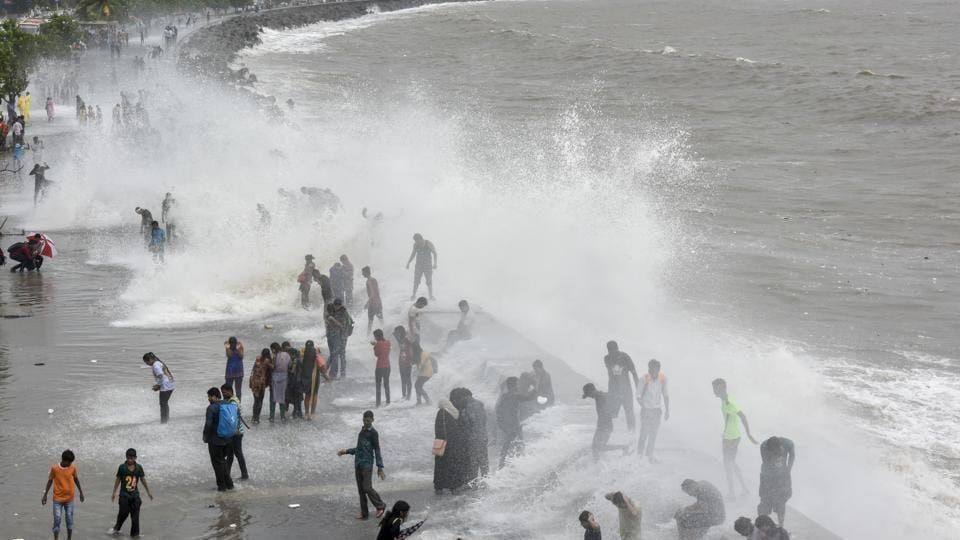 climate change,Mumbai monsoon,Mumbai weather