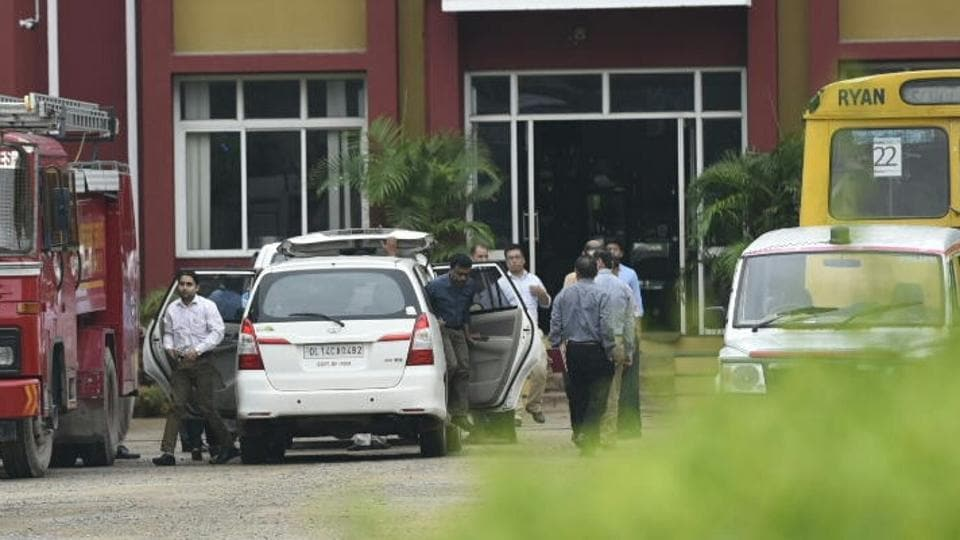 CBI takes over Ryan school murder, registers FIR into student's death