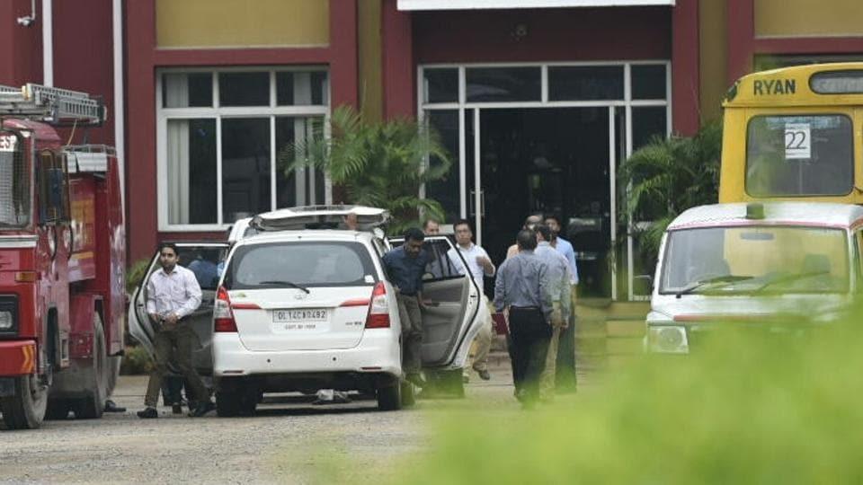 Ryan International School,Ryan School,Ryan School murder