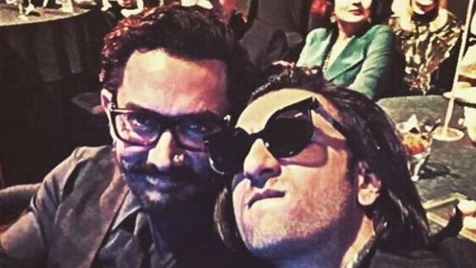 GQ Men Of The Year Awards,Ranveer Singh,Aamir Khan