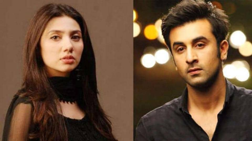 Mahira and Ranbir were spotted together in New York.