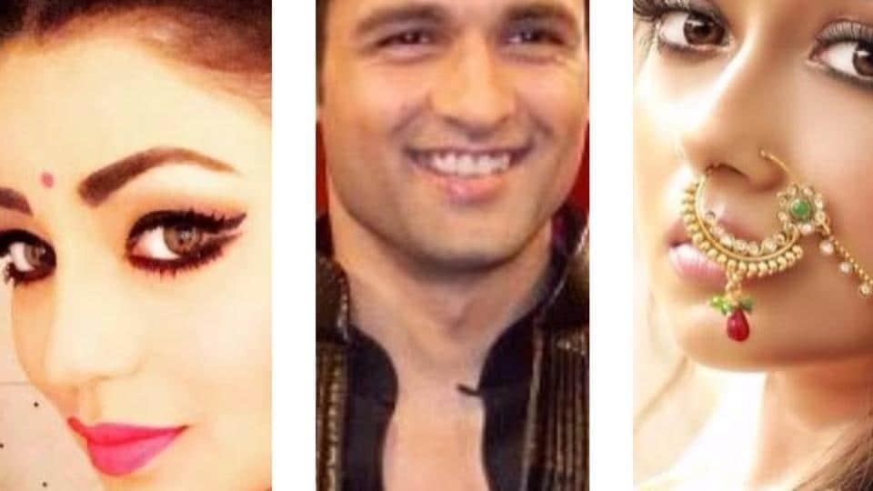 Sayantani Ghosh,Rohit Roy,Debina Bonnerjee