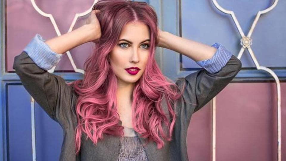 Hair care,Frizz-free hair,Air dry