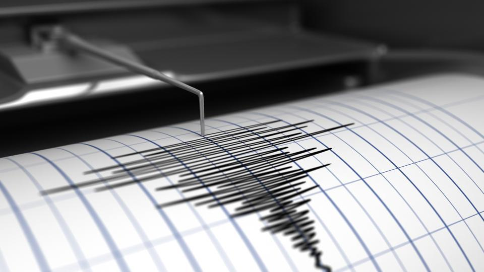 A moderate earthquake jolted the Kashmir Valley on Saturday. (Shutterstock)