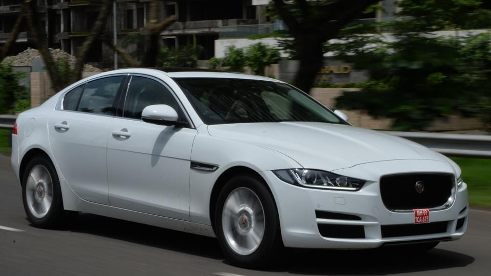 Jaguar's XE diesel is a joy to drive. You'll absolutely love the steering and there is a very natural balance to the car, especially when you're driving fast through curvy roads.