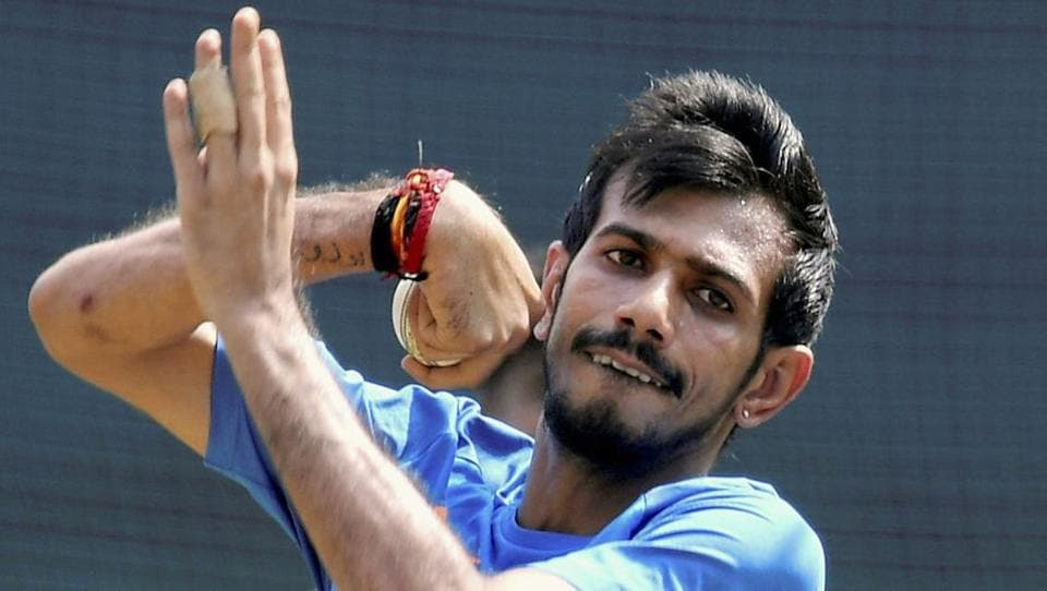 Yuzvendra Chahal has also done well as the second spinner . (PTI)