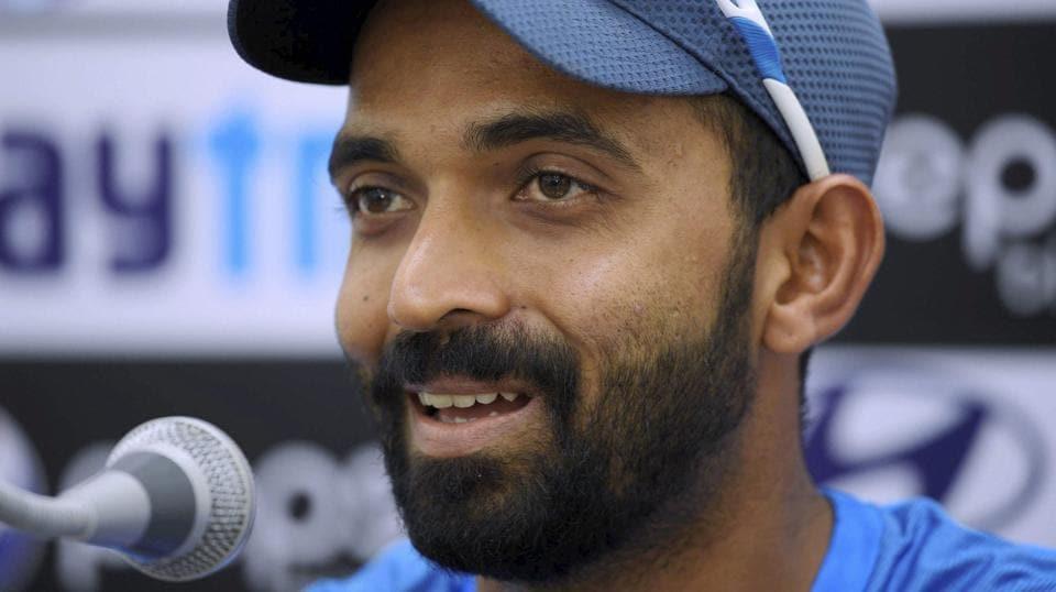 India vs Australia,Ajinkya Rahane,Lord Ganesha