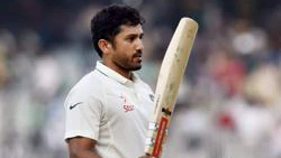 Karun Nair is leading India A against New Zealand A in the two four-day games.