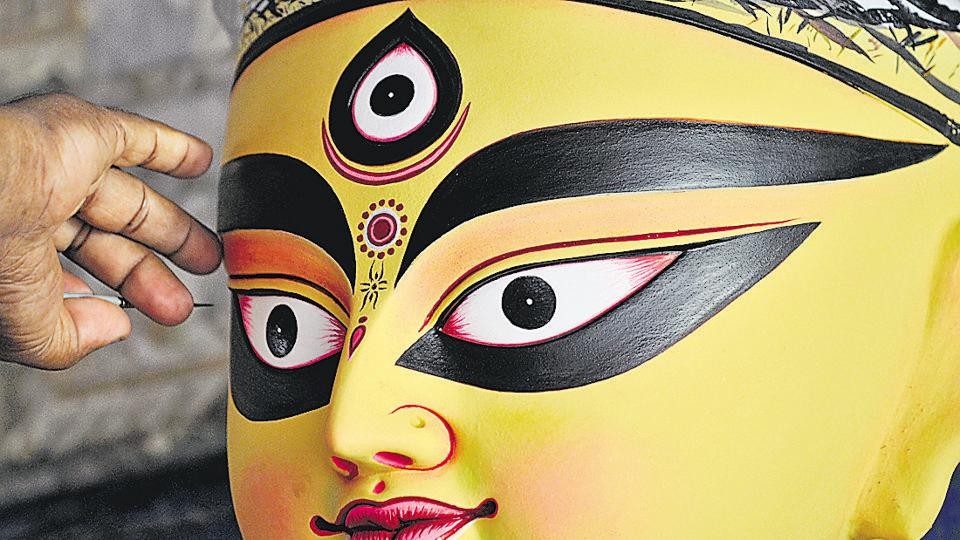 Durga Puja is round the corner.