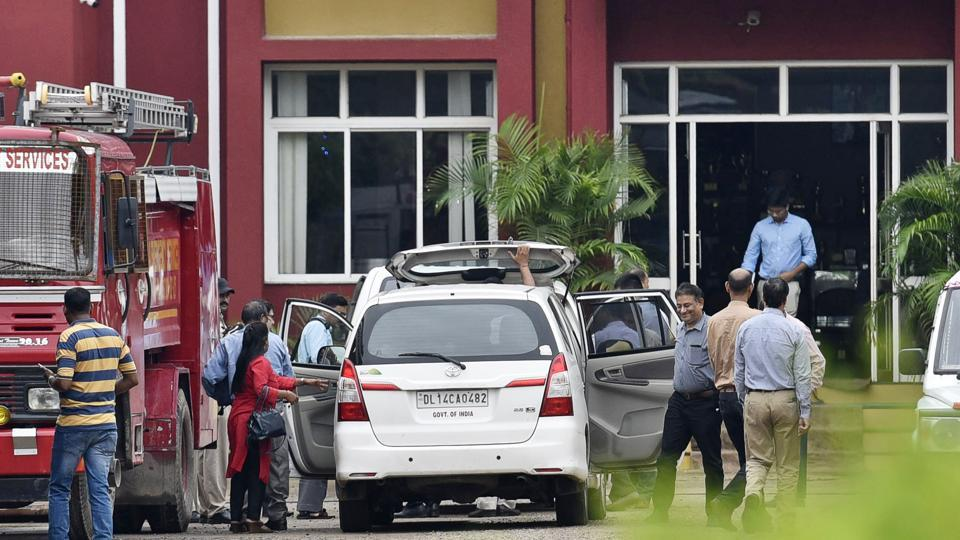 CBI registers FIR in Ryan school murder case