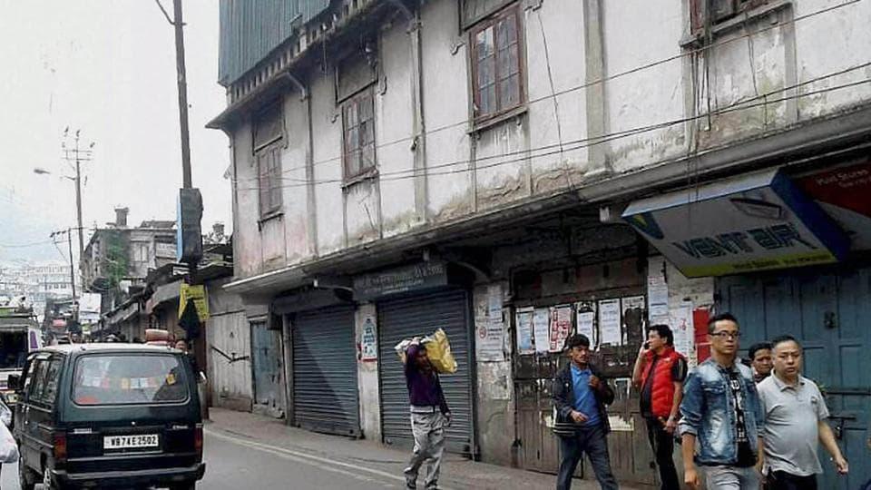 Darjeeling unrest,Gorkhaland movement,North Bengal