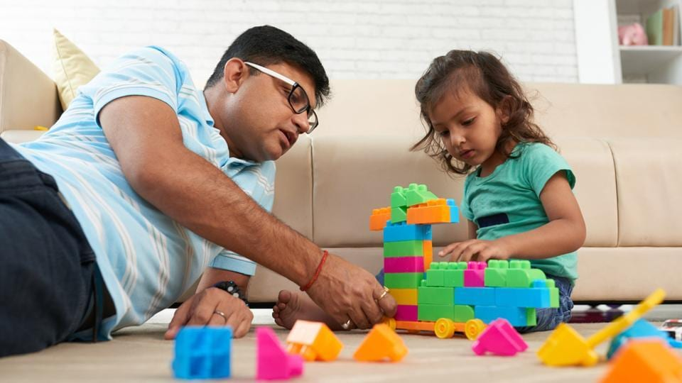 Babies, who watched an adult struggle to reach two different goals before succeeding, tried harder at their own difficult tasks than babies who saw an adult succeed effortlessly, say researchers.