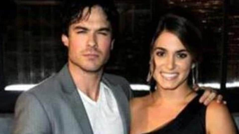 Nikki Reed and Ian Somerhalder are married since 2015.