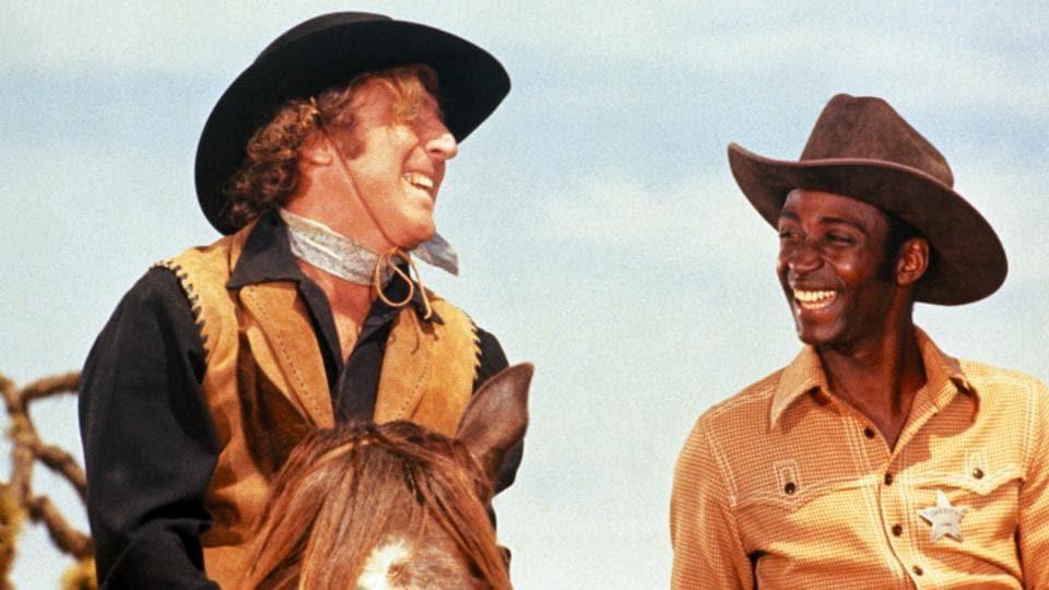 Mel Brooks,Blazing Saddles,Hollywood
