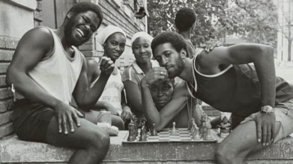African American leisure activities have often included playing tabletop games like checkers, dominoes, bid whist, spades, and others.