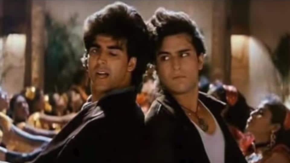 AkshayKumar, Saif Ali Khan starrer MainKhiladi Tu Anari released in 1994.