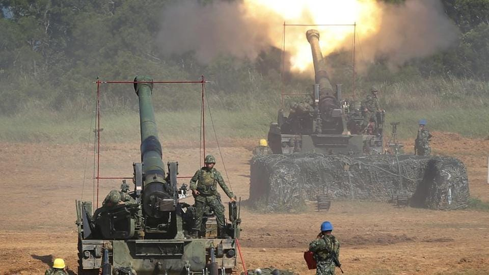 Howitzer M777,Indian army,Faulty ammunition