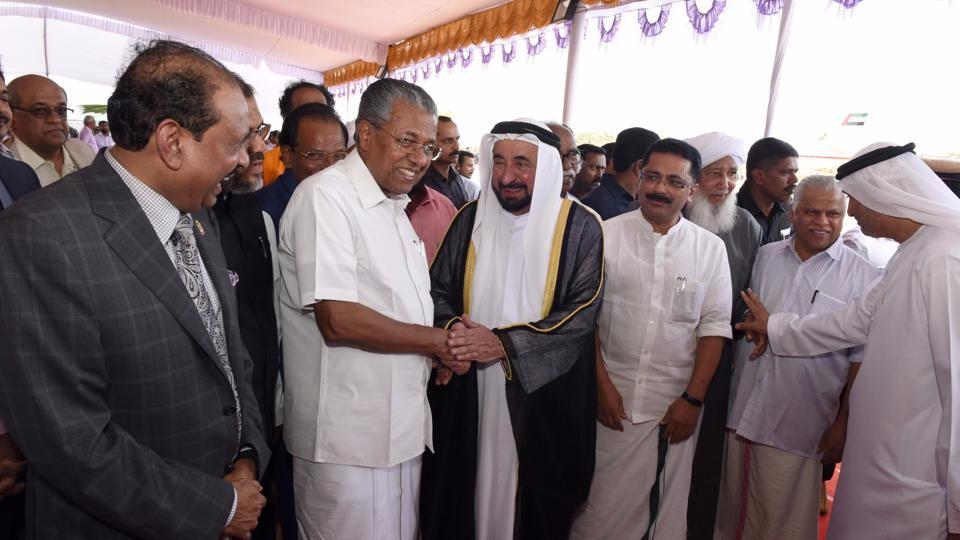 Emirate of Sharjah,Sharjah ruler,Kerala