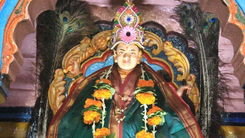 Shivai Devi of Shivneri.