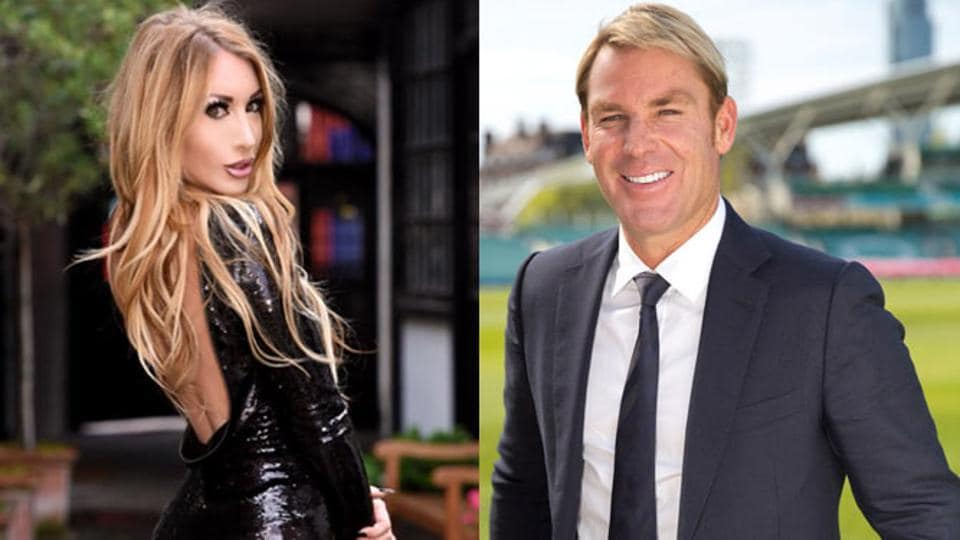 Valerie Foxx has accused Shane Warne of assaulting her in a nightclub.
