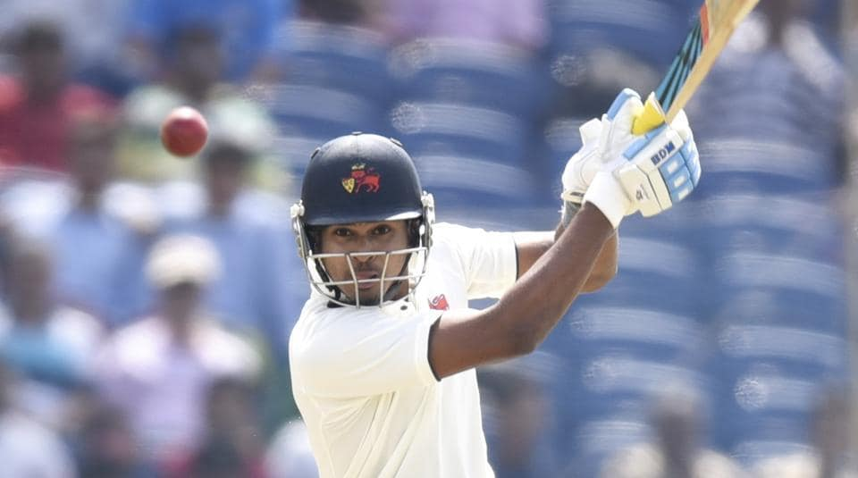 Shreyas Iyer has been in rich vein of form for India A against New Zealand A in the first official Test.