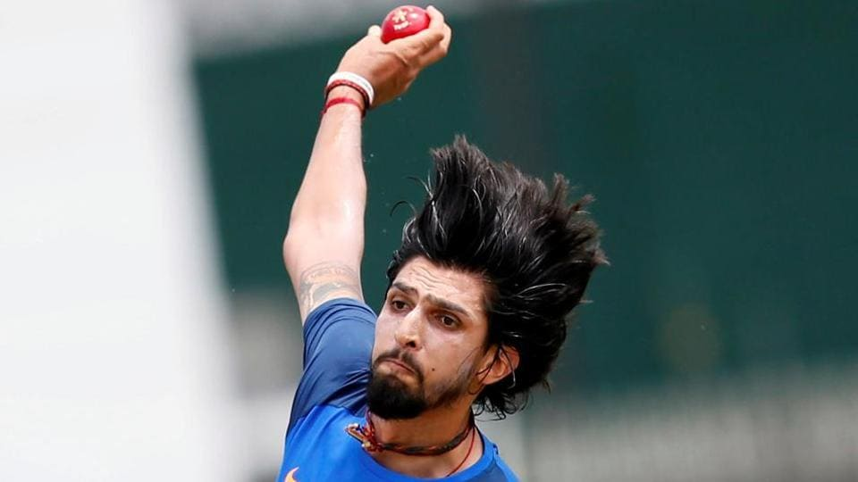 Ishant Sharma will play for India Blue in the Duleep Trophy finals against India Red.