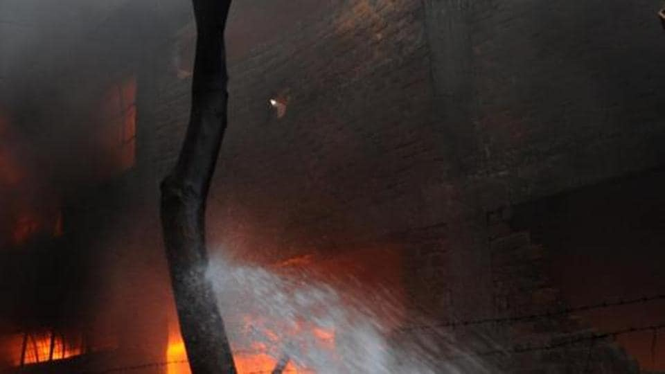 Jharkhand firecracker factory fire toll reaches 9