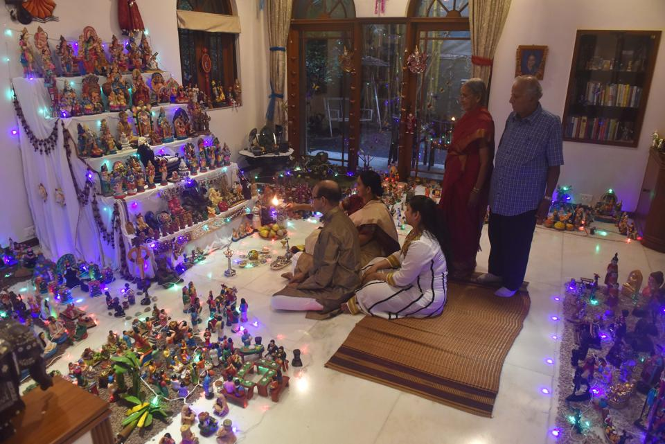 Navratri,South Indian,golu