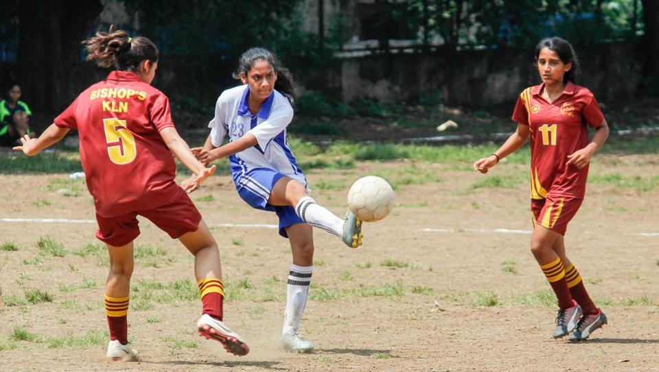 St Mary's girls are Pune's under-17 football champs | pune ...