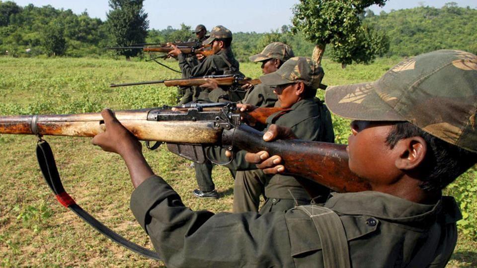 Maoist,Gujarat Anti Terrorist Squad,Gujarat