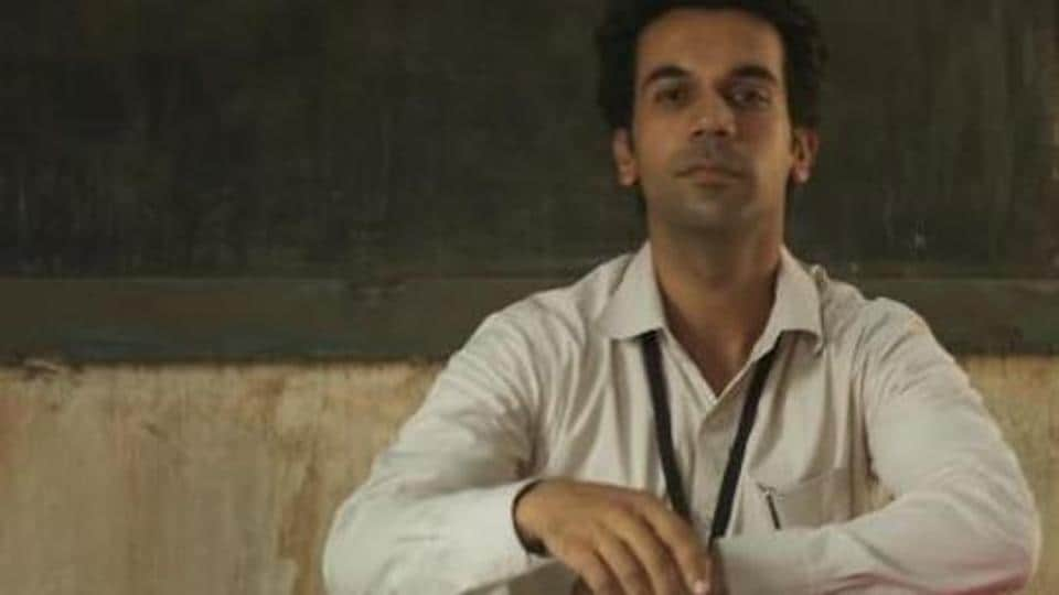 Rajkummar Rao plays an officer of the election commission in Newton.