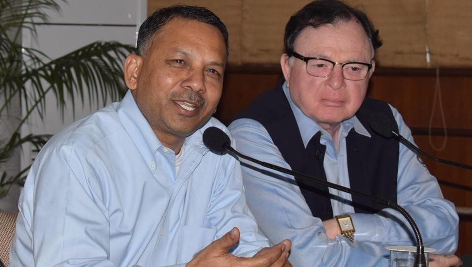 Rajinder Gupta,Punjab Cricket Association,Trident Group