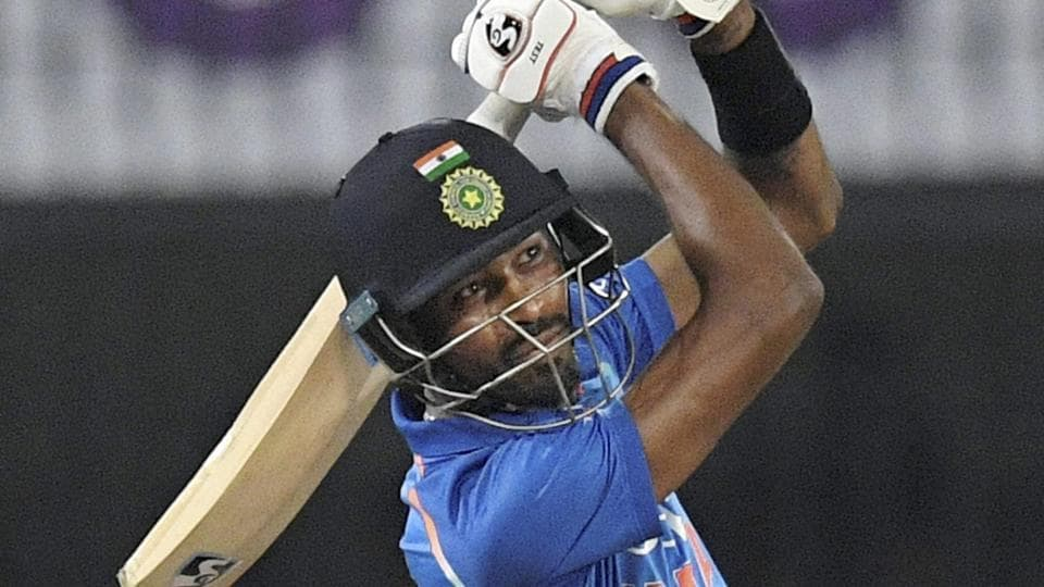 Hardik Pandya guided India to victory in the 3rd ODI against Australia at the Holkar Stadium in Indore on Sunday.