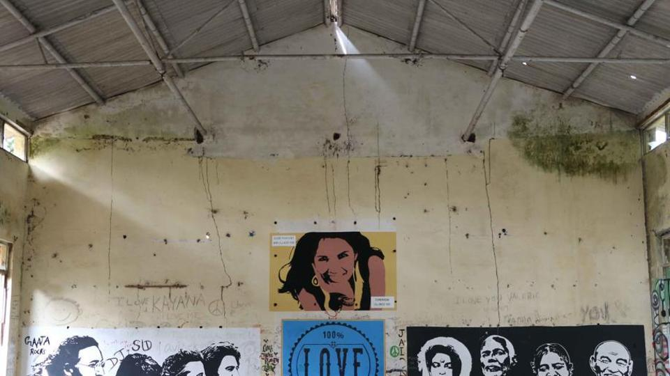 The forest department has taken its first big plunge to renovate the abandoned structures  where the Beatles stayed to learn transcendental mediation under the guidance of Mahesh Yogi.