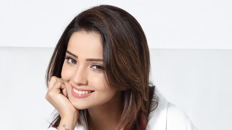 Actor Adaa Khan shot to fame with the show Naagin.
