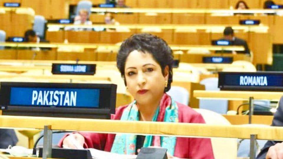 Maleeha Lodhi,Pakistan,UNGA