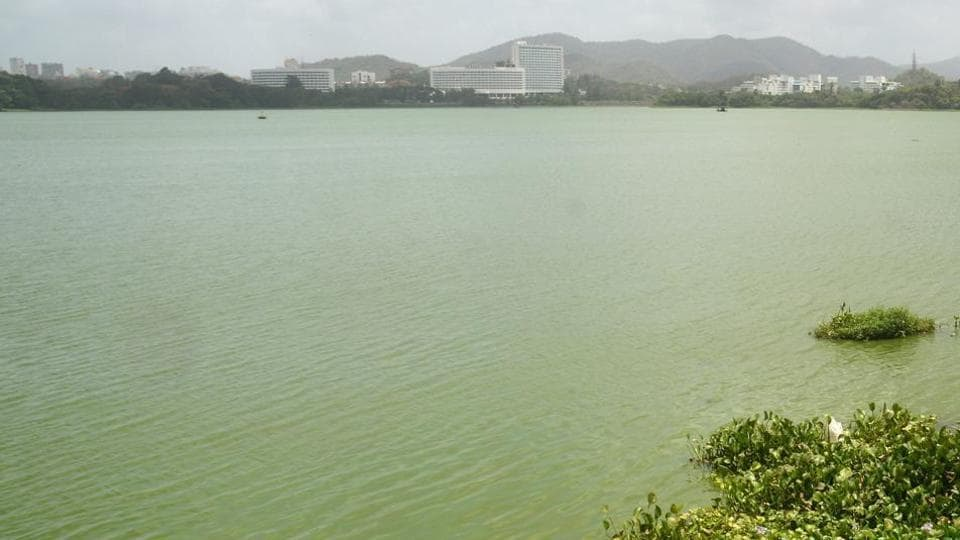 The girl's body was found the day after she went missing at Powai Lake.