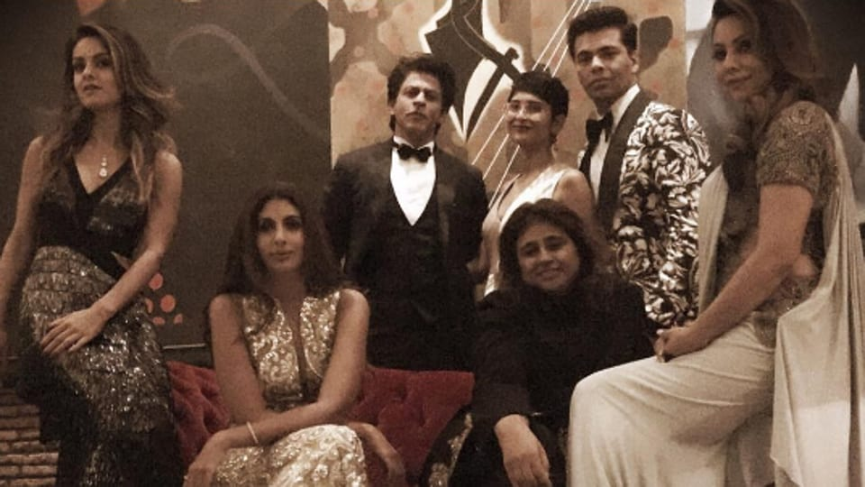 Vogue,Vogue Women of the Year Awards,Shah Rukh Khan