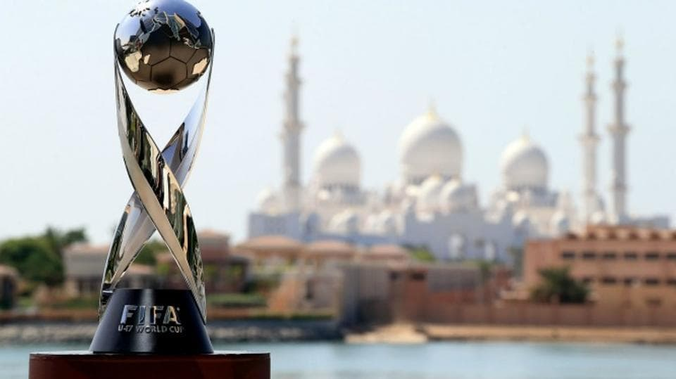 The 2017 FIFAU-17 World Cup will be held in India between October 6-28.