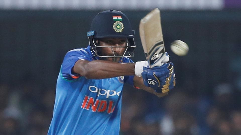Riding on Hardik Pandya's all-round show, Indian cricket team beat Australia by five wickets to seal the five-match series 3-0.