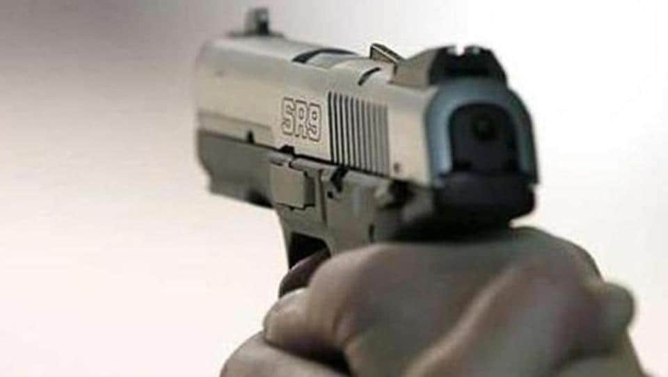 Congress leader Kailash Singh died, while his son Kuldeep, who was with him during the shoot-out, suffered gunshot injuries and was referred to a hospital in Gwalior.