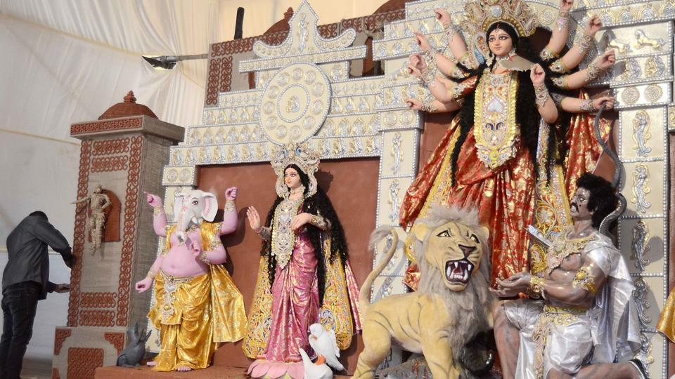 Durga Puja is one of the most important festivals of 'Shakti worship', wherein the female goddess is worshipped in all her prominent forms.