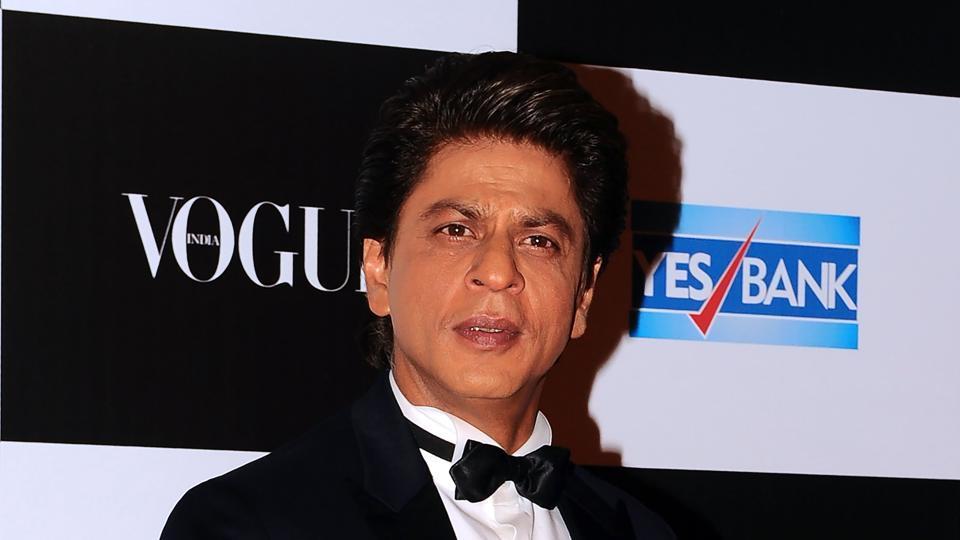 Shah Rukh Khan plays a dwarf in Anand L Rai's next film that also stars Katrina Kaif and Anushka Sharma.