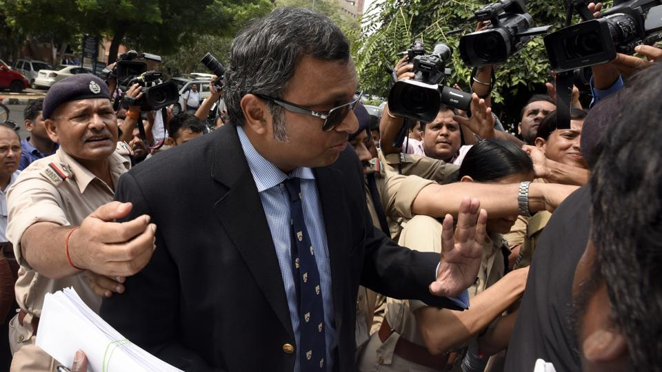 The CBI had summoned Karti Chidambaram for questioning on Thursday but he didn't appear before the agency saying a special court has discharged all accused in the case and also 'terminated' proceedings in the matter.