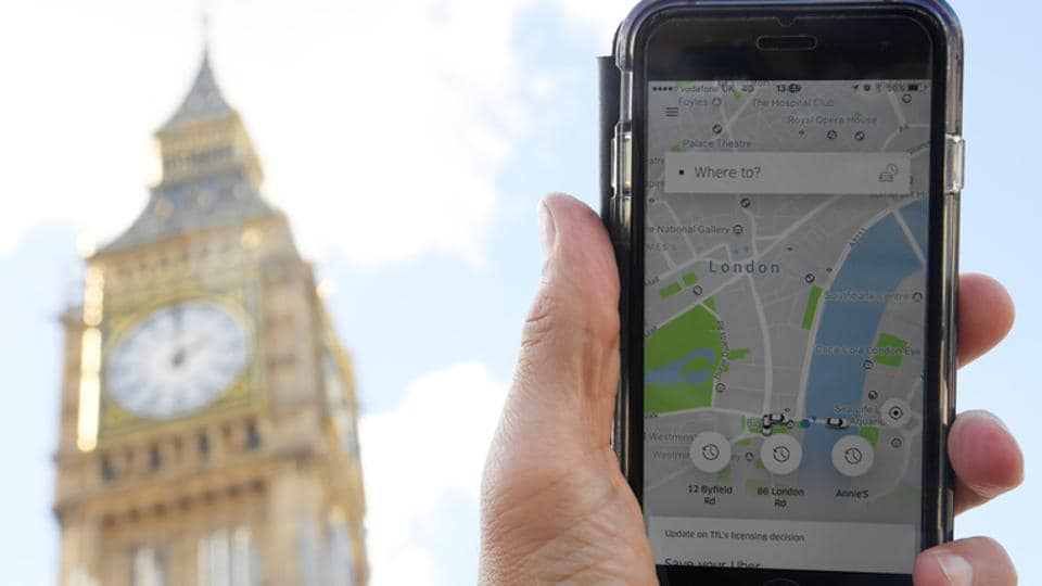 On Friday, the British capital's transport regulator deemed Uber unfit to run a taxi service and decided not to renew its licence to operate, which will end this week.
