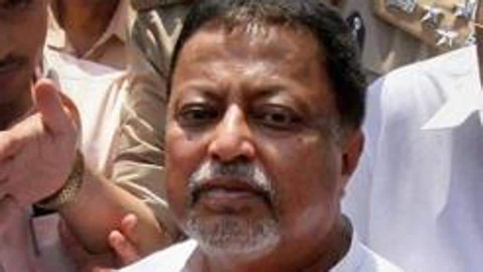Trinamool Congress leader Mukul Roy announced his resignation from the party.