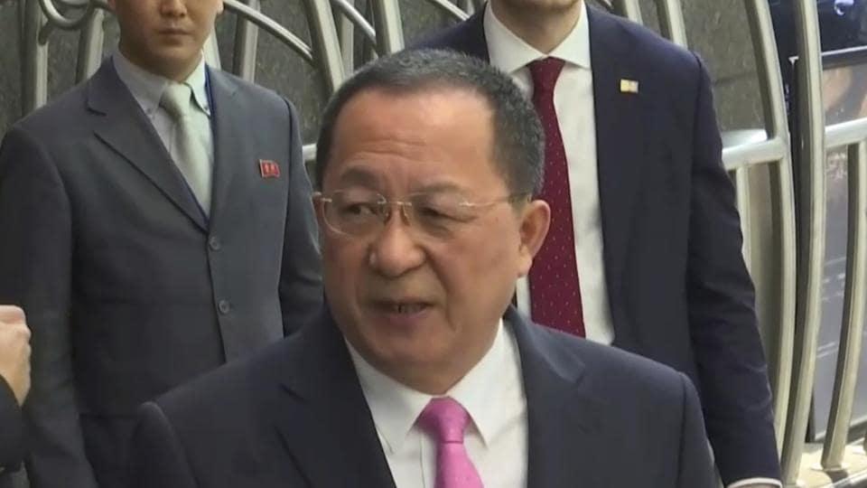 North Korea,Donald Trump,US-North Korea