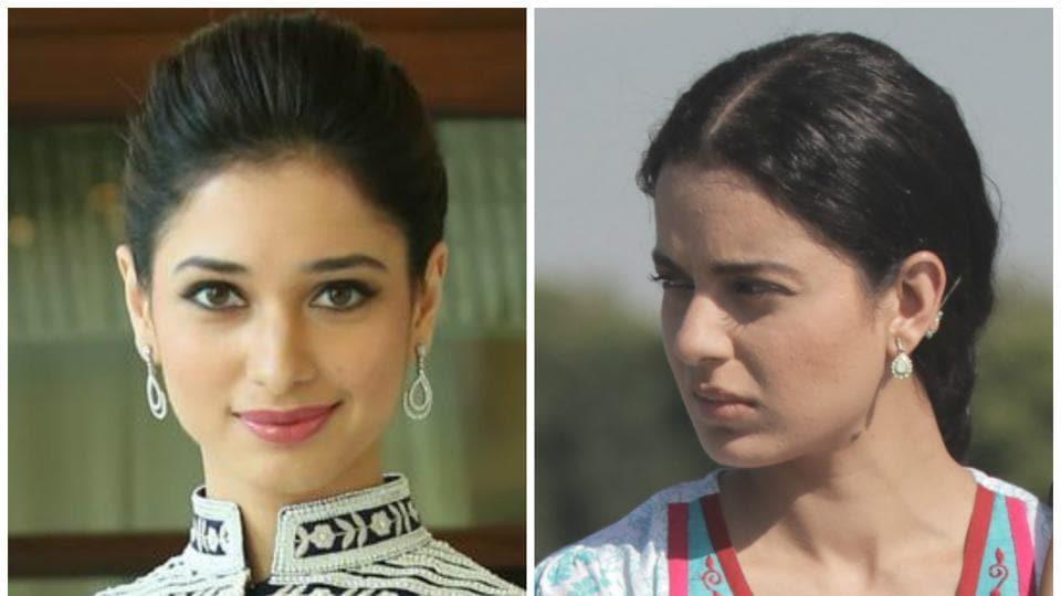Queen,Queen Remake,Tamannaah Bhatia