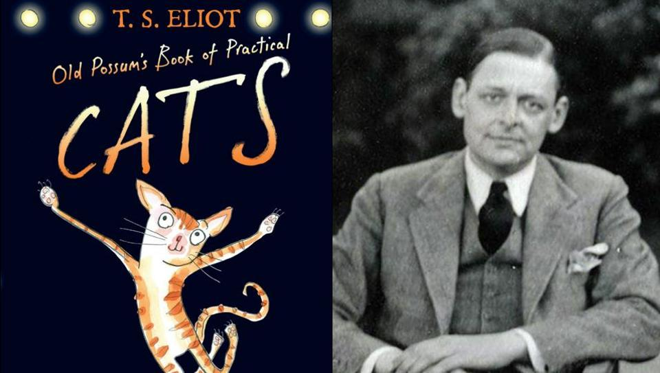 Books by T.S. Eliot