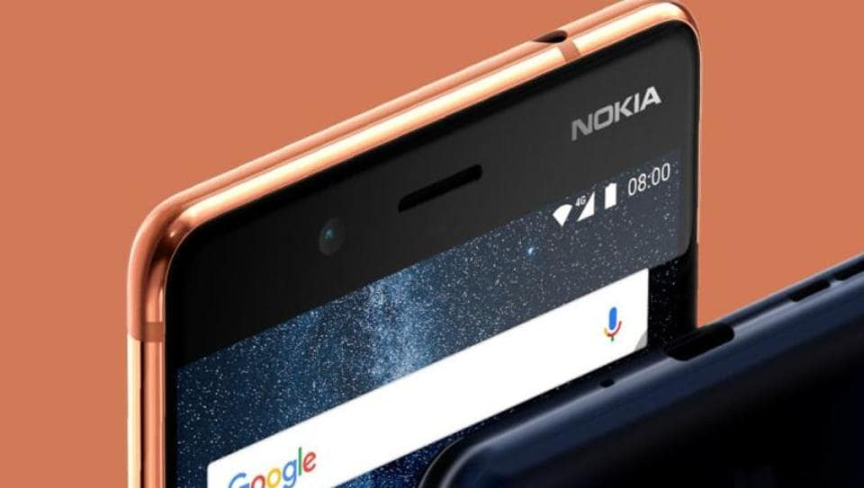 Nokia 8 finally arrives in India.